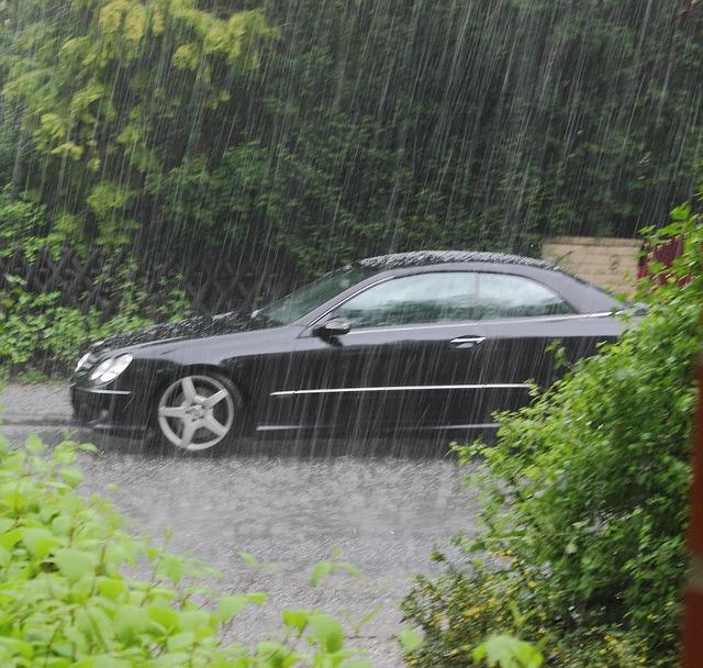 เคลือบแก้ว ป้องกันฝนกรด